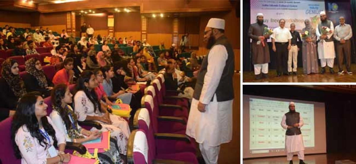 Memory Khan brings a unique memory development workshop for Teachers