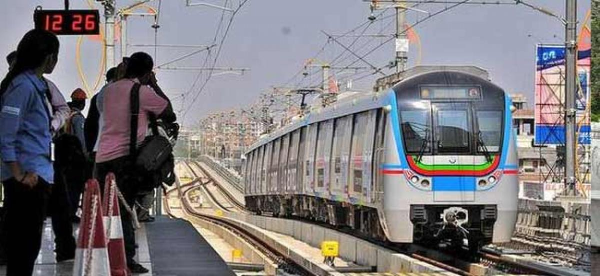 Hyderabad: Second Phase Of Metro launch From Ameerpet to LB Nagar likely on Sept 15