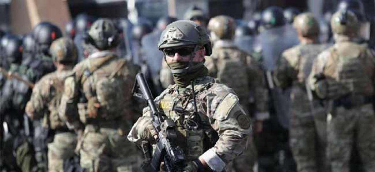 Pentagon drops Faithful Patriot moniker for Mexico border mission