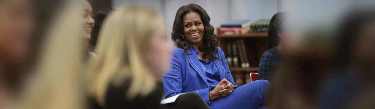 Didnt think about Barack as someone Id want to date: Michelle Obama on first meeting