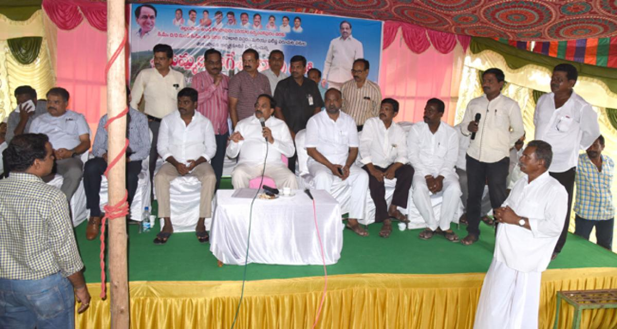 Telangana Govt committed to uplift of downtrodden: Tummala Nageswara Rao