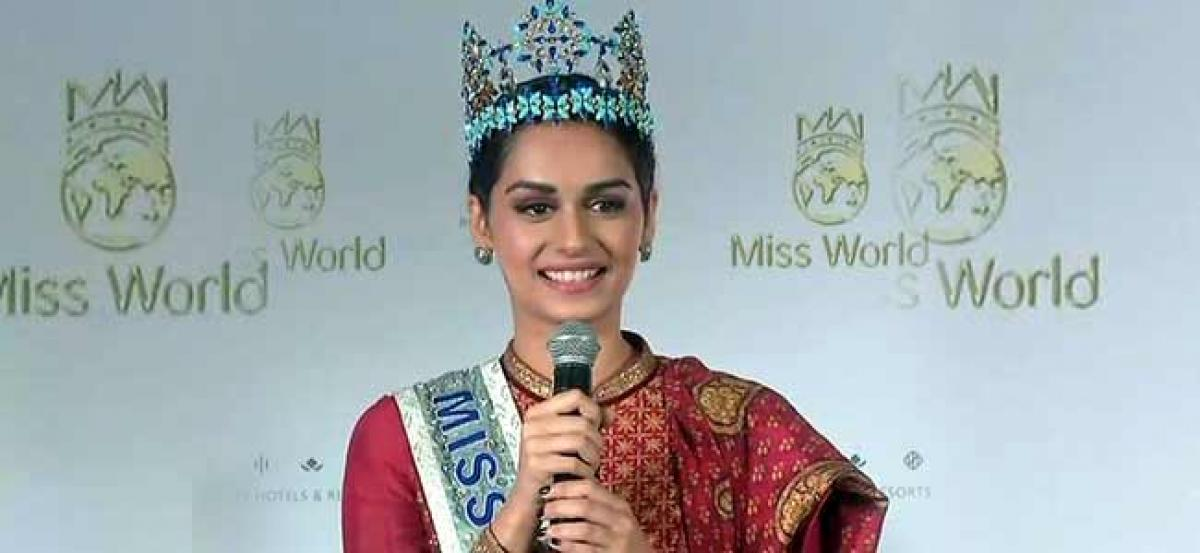 Miss World Manushi Chillar wants to work with Aamir Khan