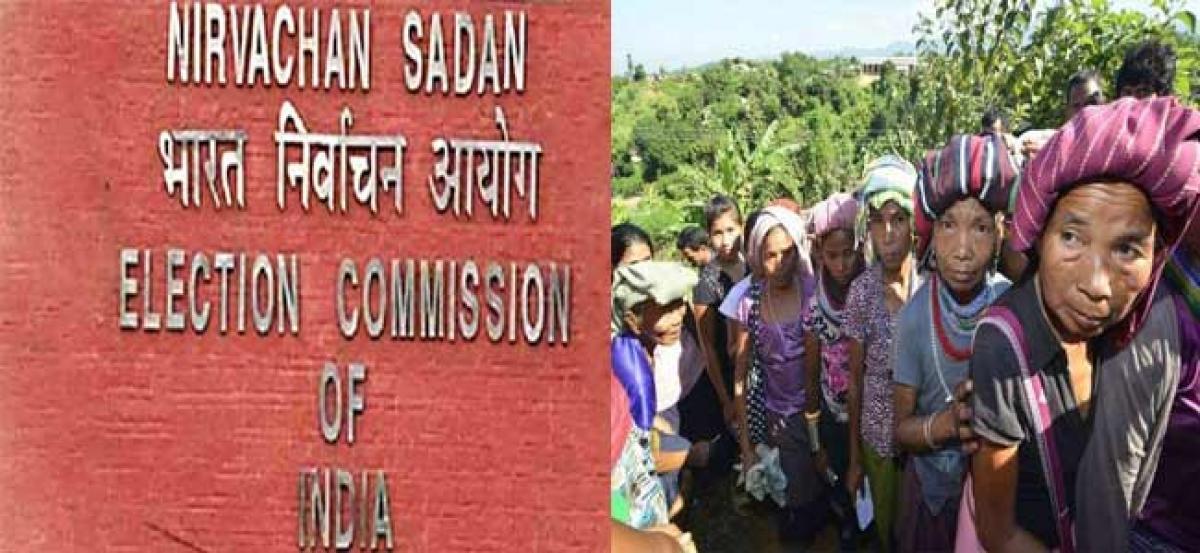 Mizoram: Stir against election official over status of Bru refugee voters