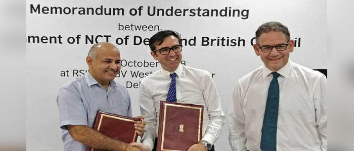 Govt signs MoU with British Council for offering more learning opportunities