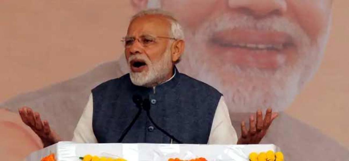 Demonetisation bitter medicine to treat corruption: Modi