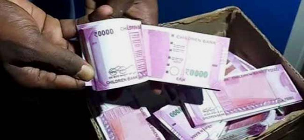 Counterfeit currency supplier held in Delhi