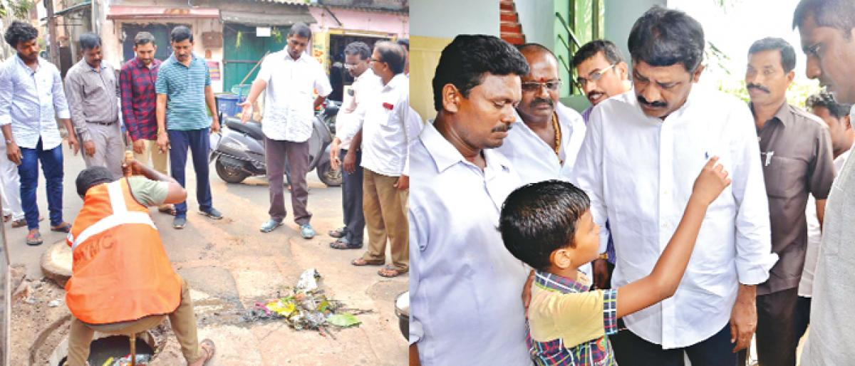 No let-up in fever cases in Vizag dist