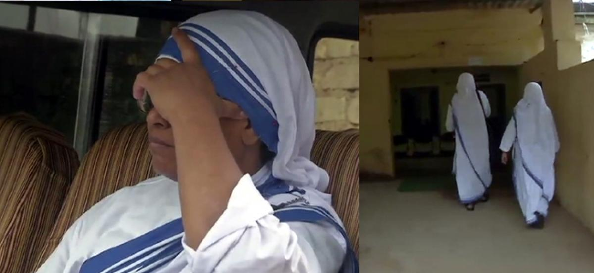 Ranchi: Staffer from Mother Teresas Missionaries of Charity shelter arrested for selling a child