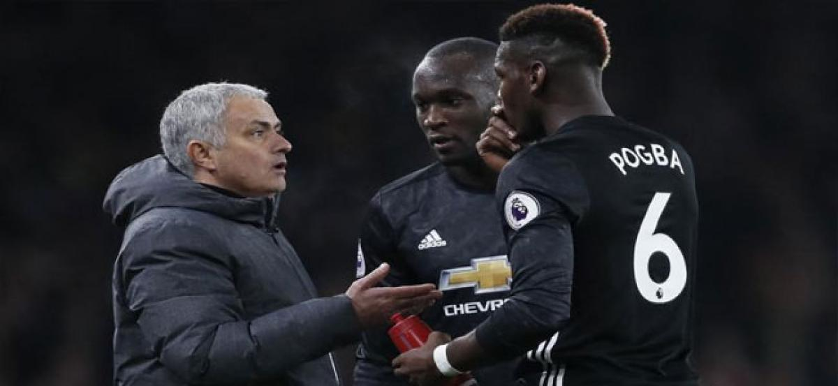Mourinho hopes Frances World Cup win can boost Paul Pogbas Manchester United career