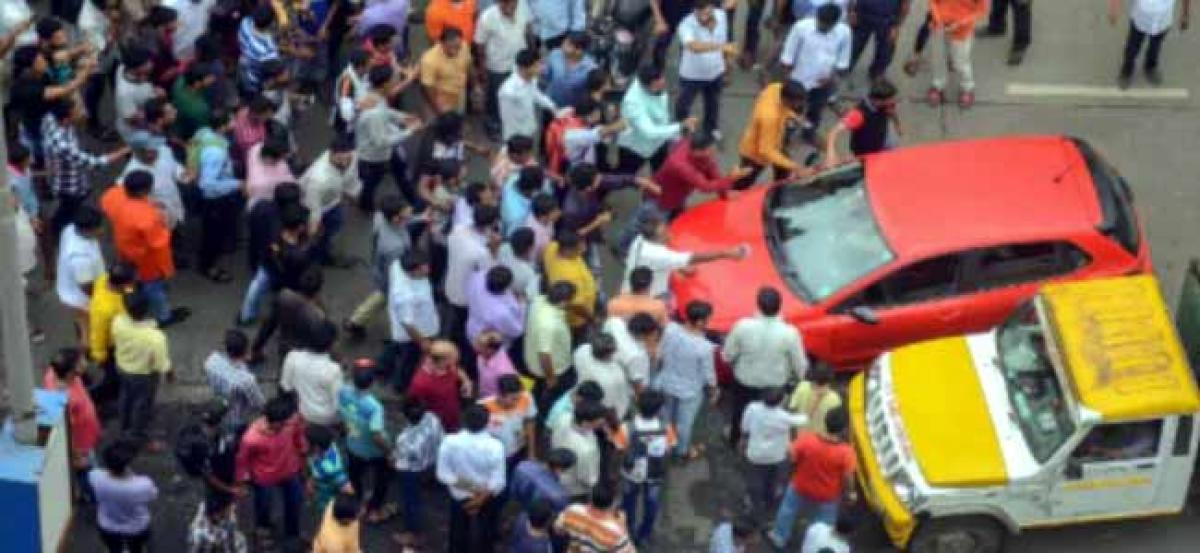 Stay at home: Maratha stir victims last conversation with cousin