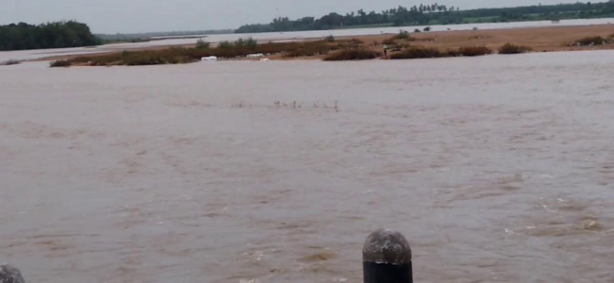 Streams, reservoirs swell as rain fury continues