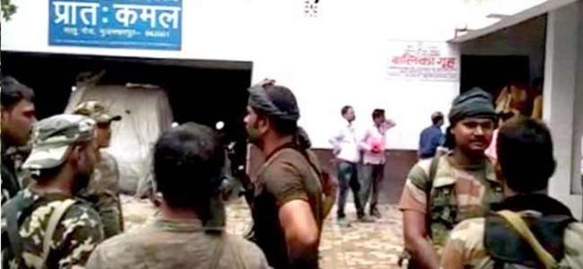 CBI, CFSL team arrives at Muzaffarpur shelter home for investigation