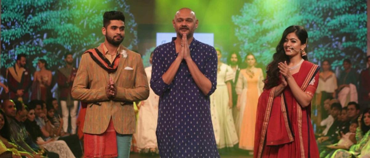 Mysore Fashion Week is back