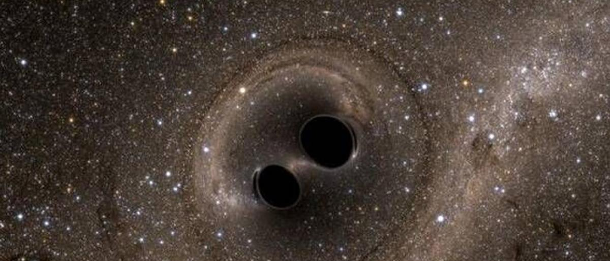 Indian, US satellites find black hole that spins near maximum possible rates