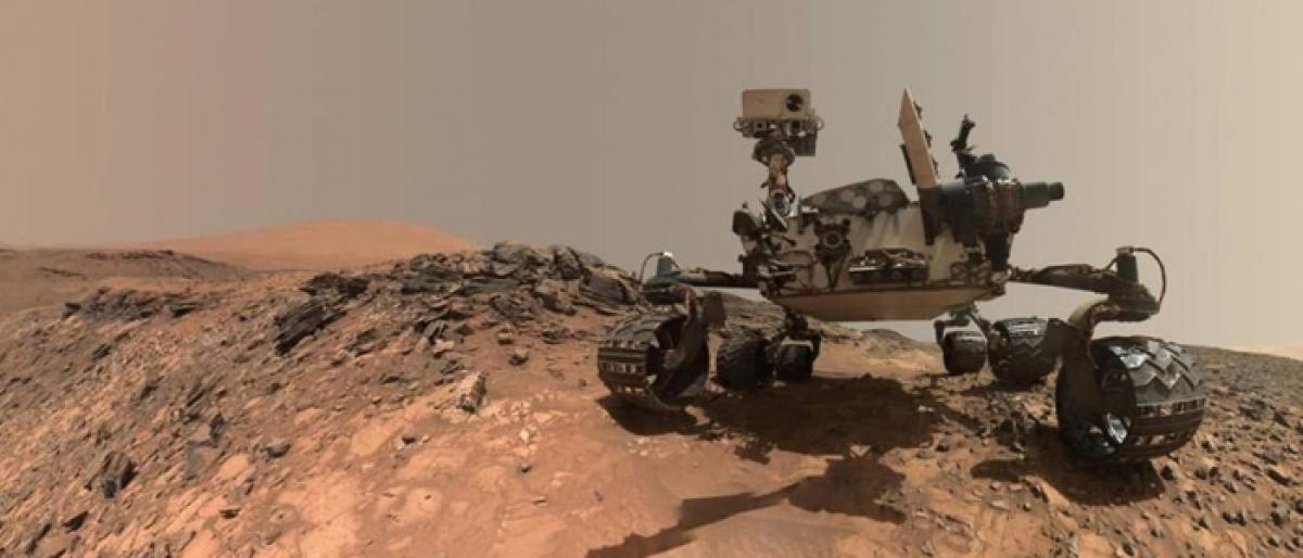 Martian dust storm clearing over Opportunity rover: NASA