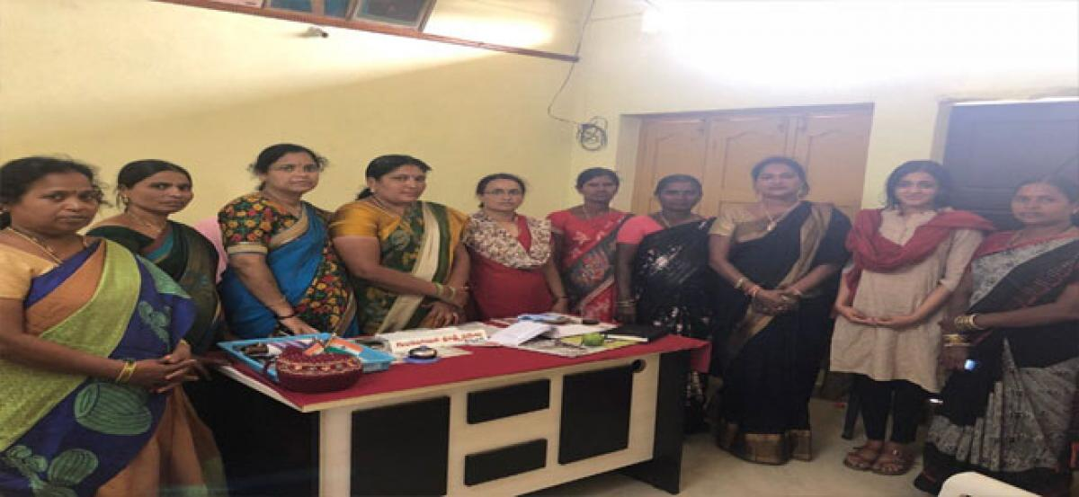 WE Hub selects 25 women for incubation