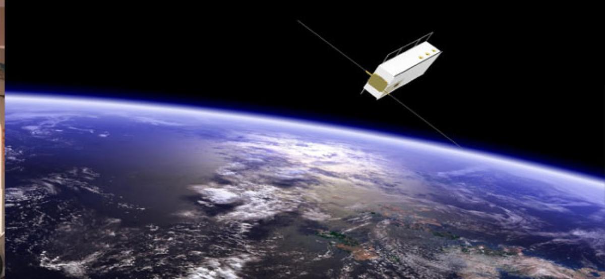 New NASA mini satellite to peer into Milky Way