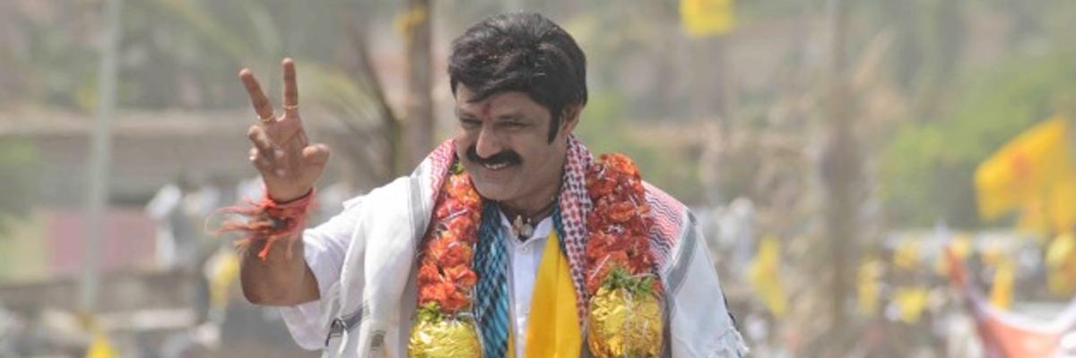 Balakrishna to kick start TS poll campaign from Nov 30
