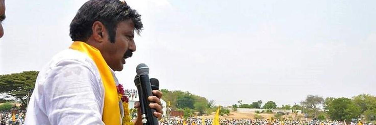 Balakrishna to kick start poll campaign in Telangana