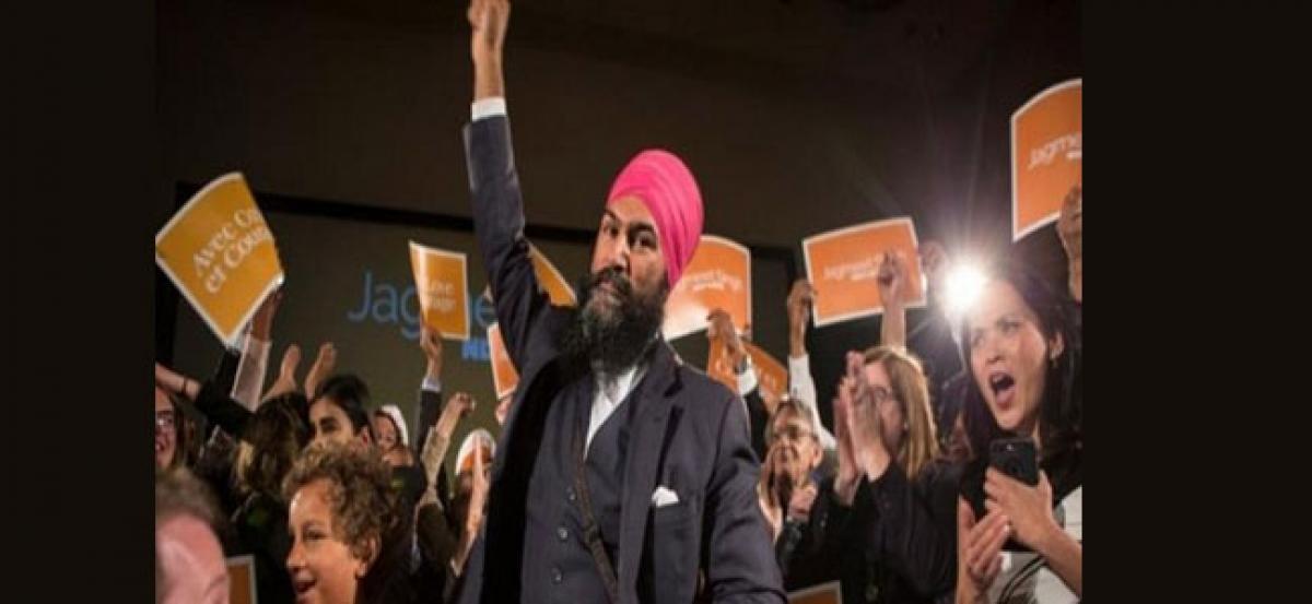 Canadian leader Jagmeet Singh linked to extremist Sikh rapper