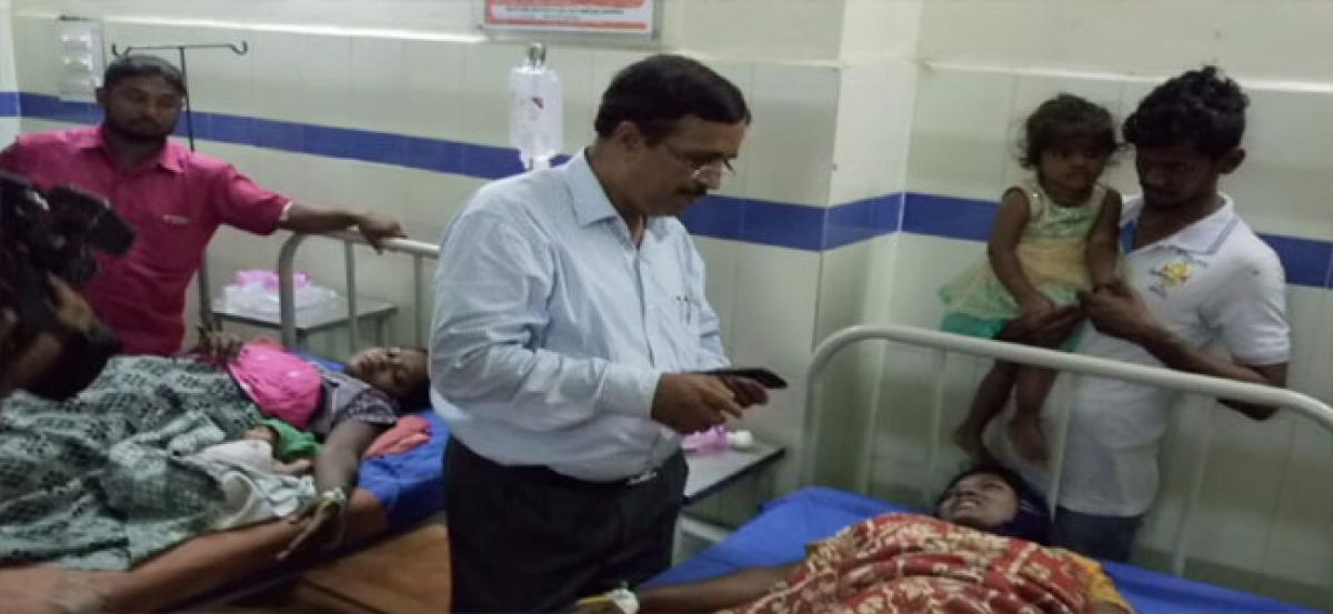 New born babies swapped at govt hospital; parents cry foul