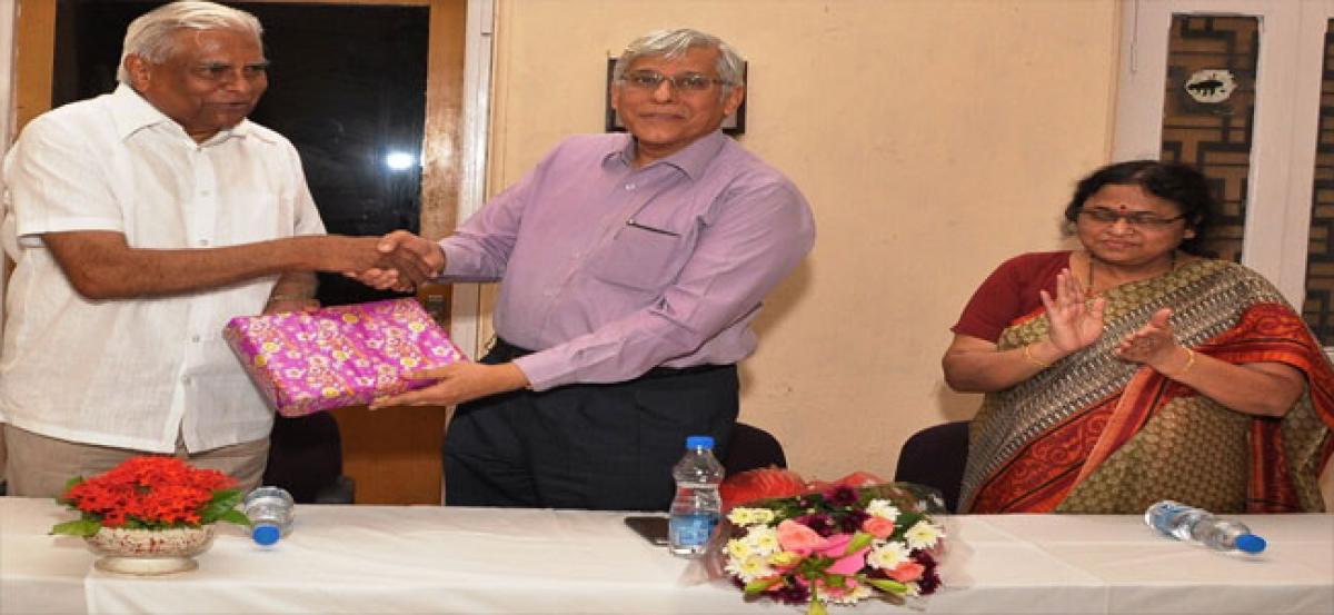 Prof Nirmala Apsingikar new ASCI Director General