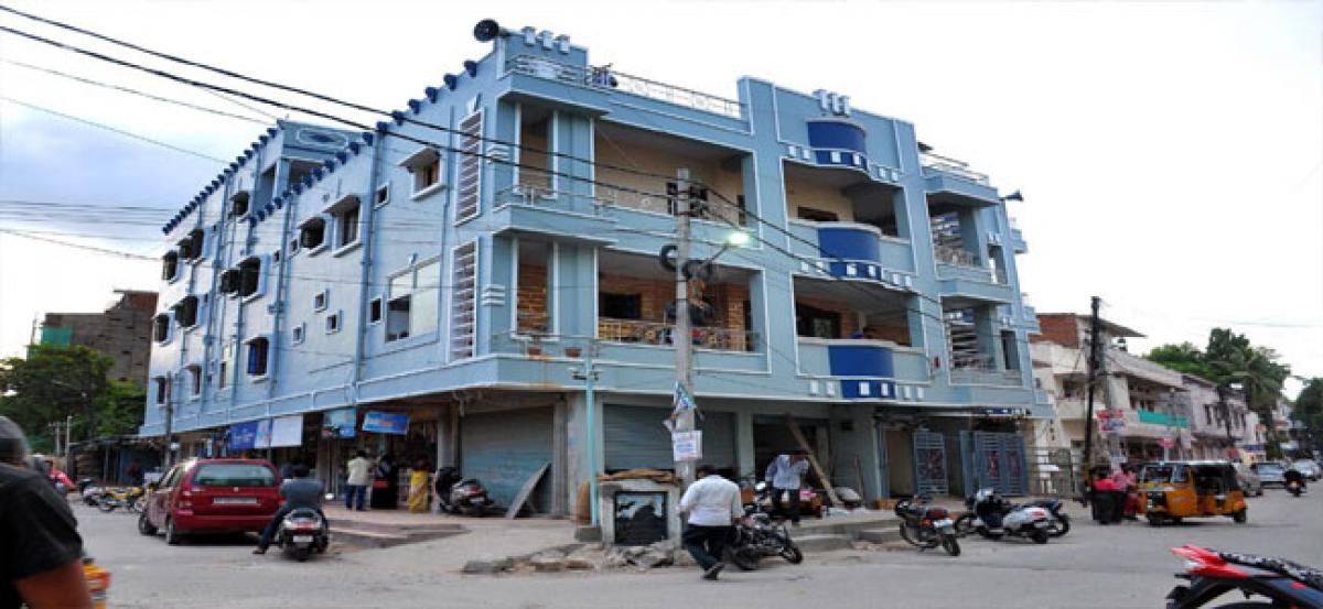 TDP alleges nexus between GHMC, Wakf officials
