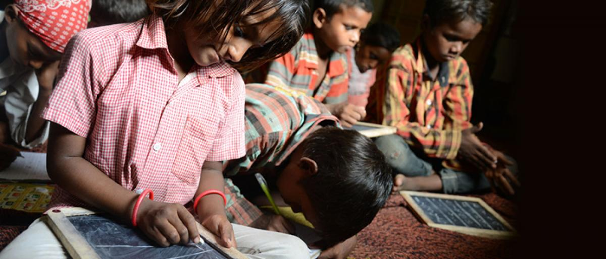 Indo-Canadians pledge $7million to build hostels for poor children in India