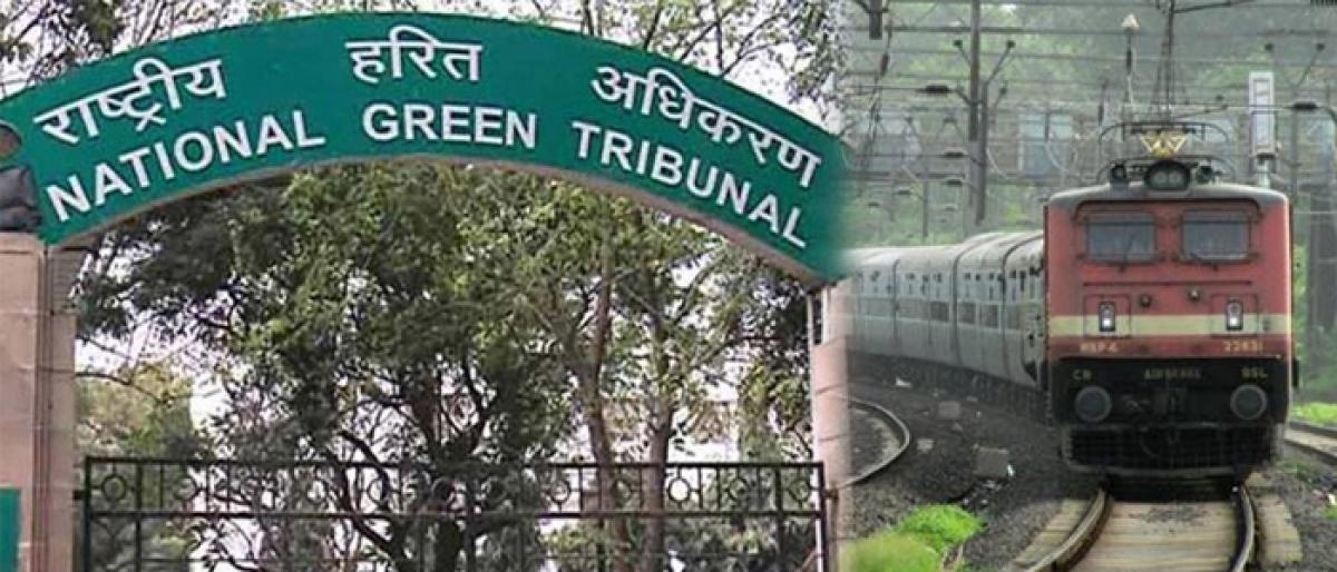 NGT asks directs railways to submit swachh action plan