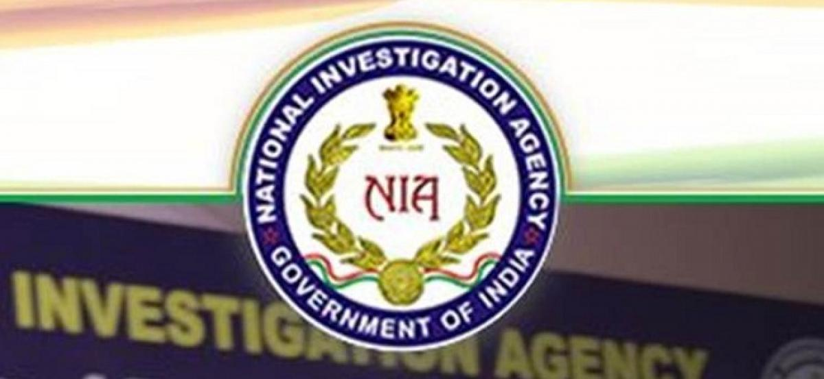 Hyderabad: NIA conducts searches in 2016 ISIS case