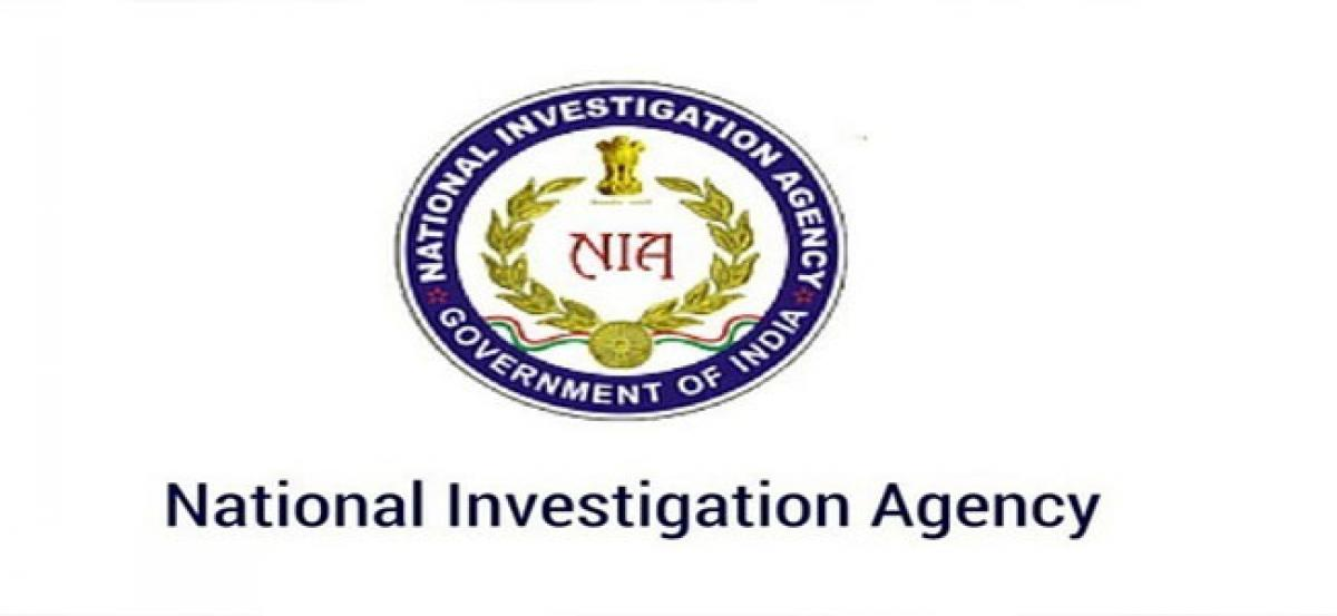 Hyderabad: NIA arrests two for link with ISIS