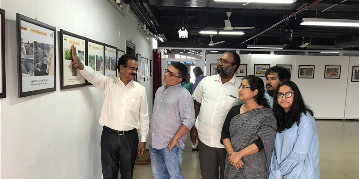 NID director visits Cultural Centre in Vijayawada