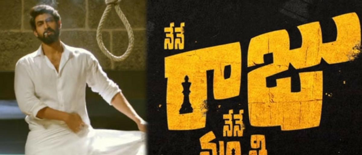A political spoof reflects Telugu states