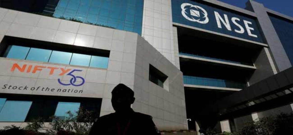 Nifty below 11,000-mark, Sensex down 230 points ahead of F&O expiry