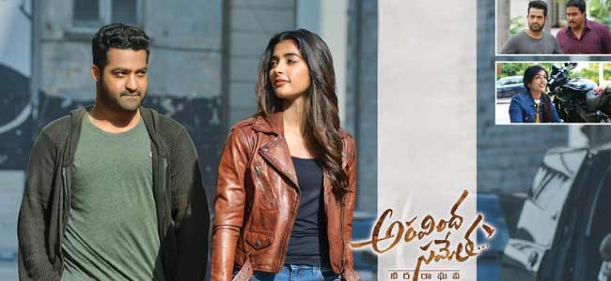 Aravinda Sametha Veera Raghava 6 days box office collections report