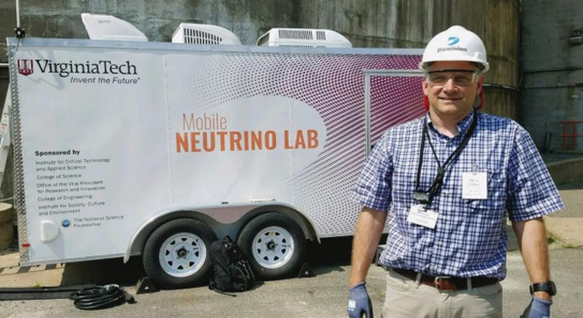 US project to develop device for tracking nuclear activity by rogue nations