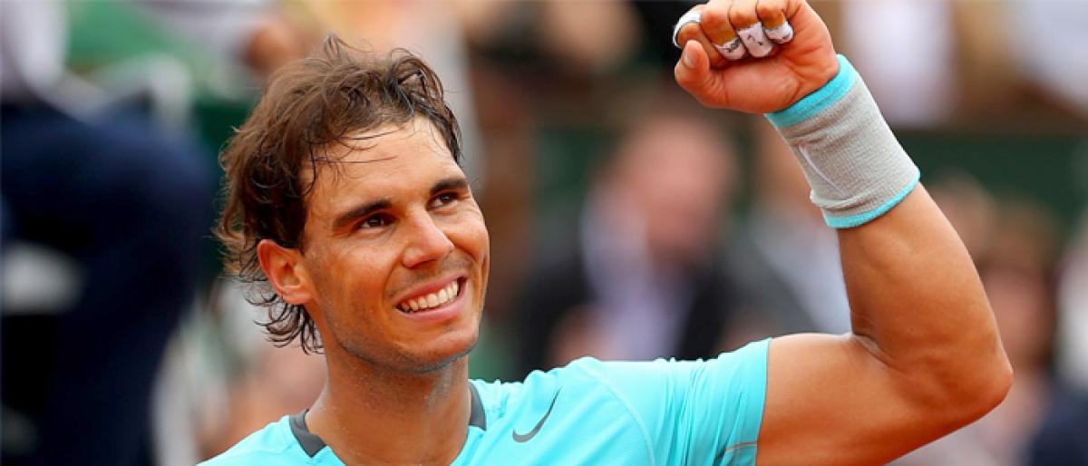 Nadal stays atop ATP rankings