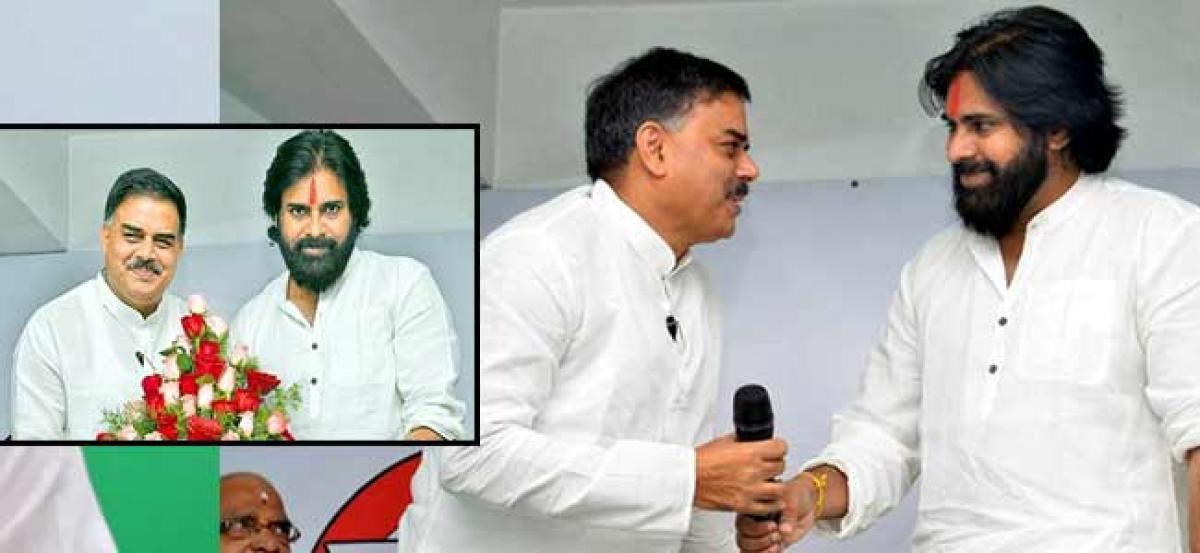 Nadendla Manohar To get Key Post in Jana Sena ?