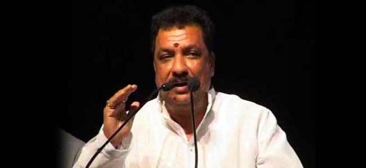 BJP leader Nadishwar Goud likely to join TDP