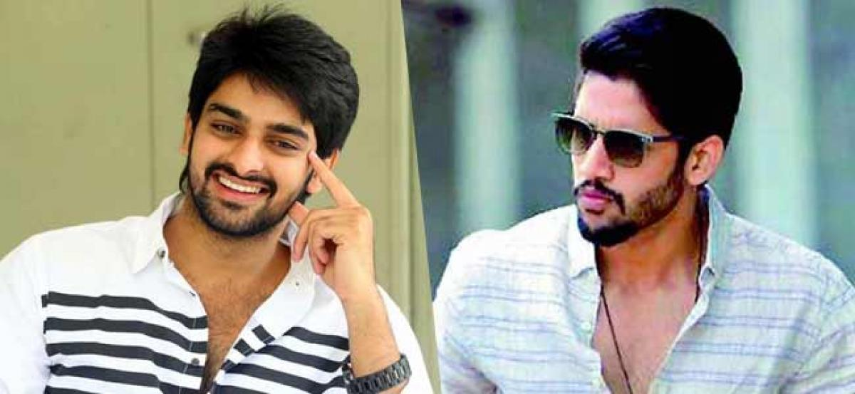 Chaitanya Clears Hurdles For Naga Shaurya