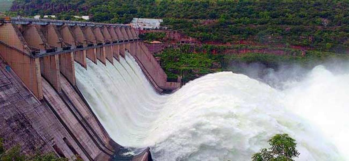 Nagarjuna Sagar gates to be lifted after 4 years