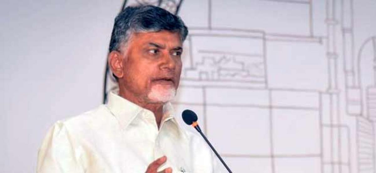 Why Did Chandrababu Stop Foreign Visits?