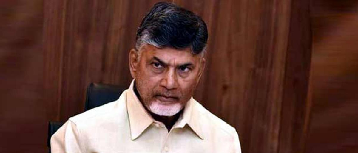 Chandrababu To reshuffle His Cabinet On Sunday