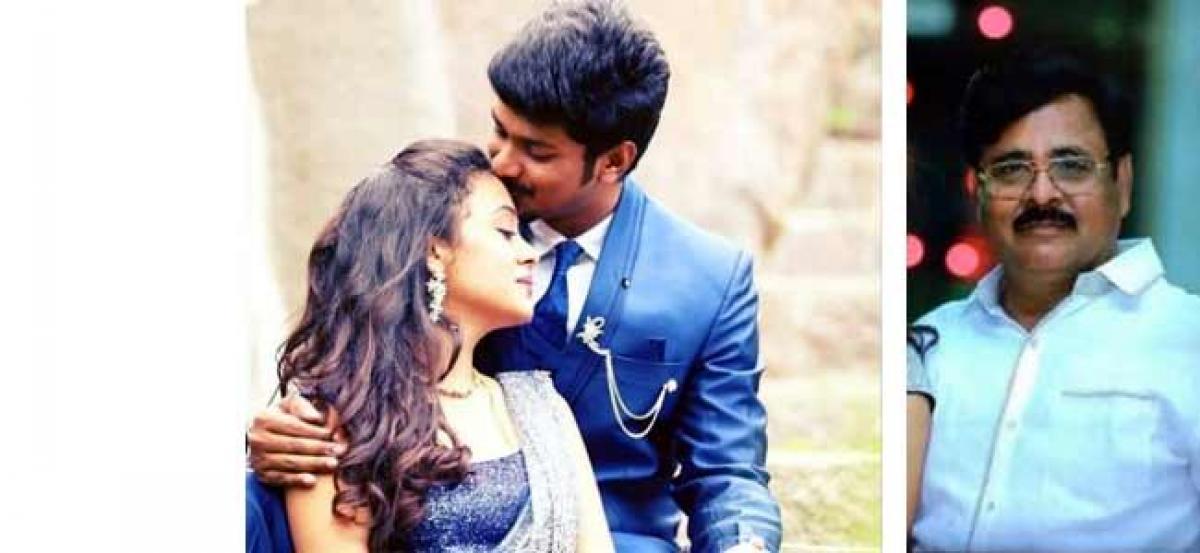 Nalgonda honour killing: Maruthi Rao admits to killing his son-in-law