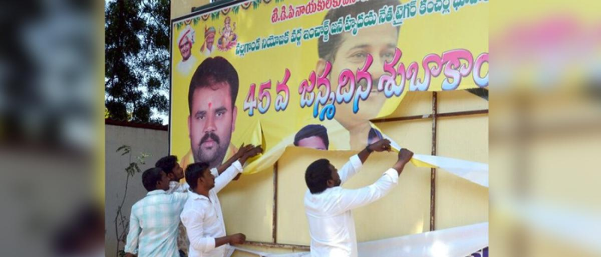 TDP continues tirade against Revanth, aides