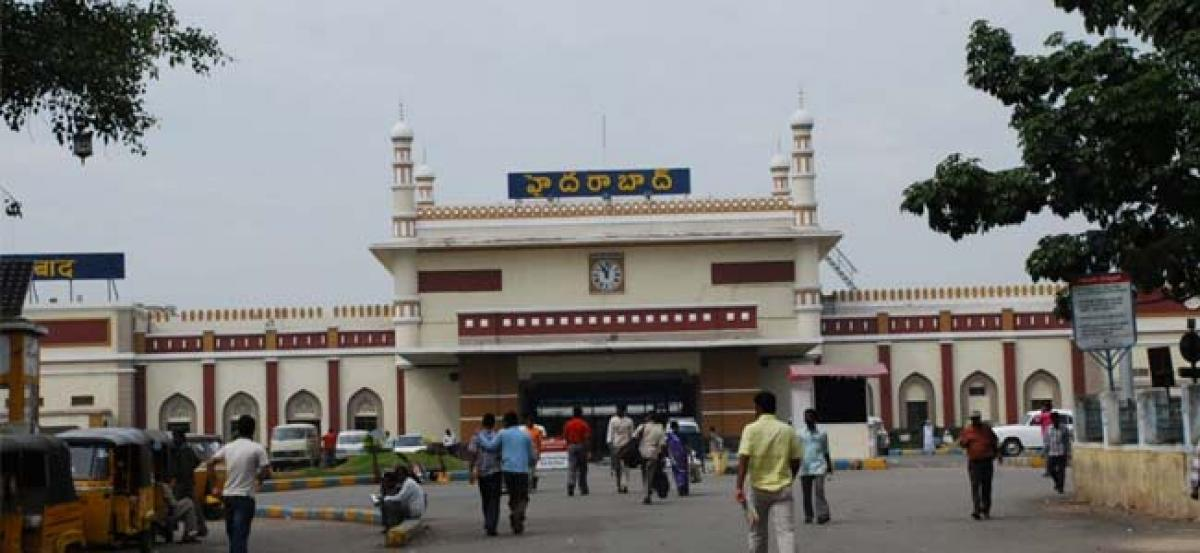 Hyderabad: Rs 65 lakh found in a train at Nampally railway station