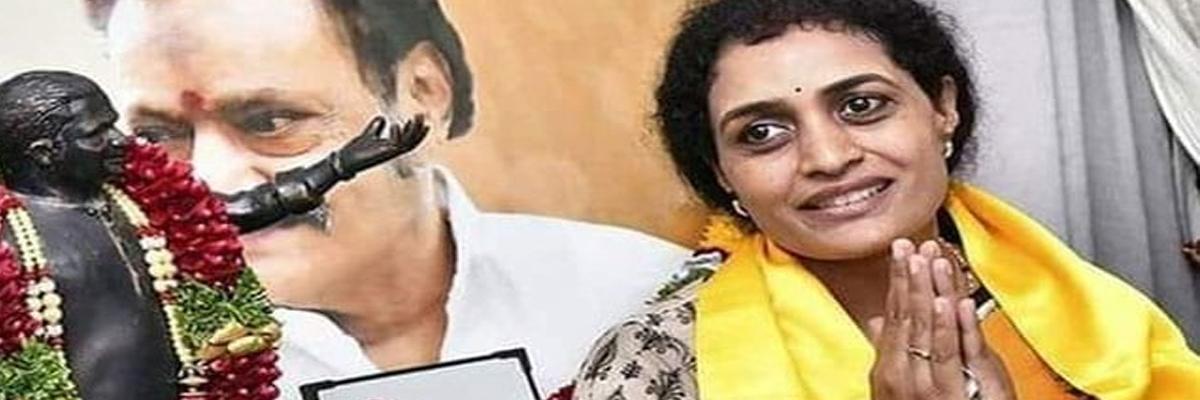 Nandamuri Suhasini will win