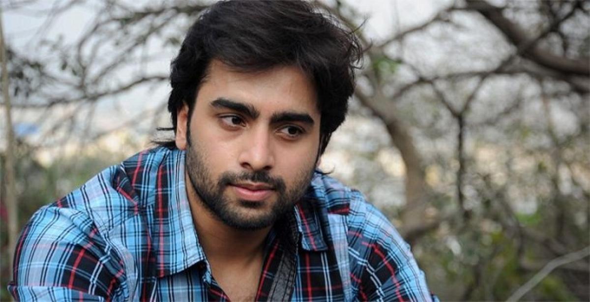 Nara Rohith Cancels His Movie Secretly