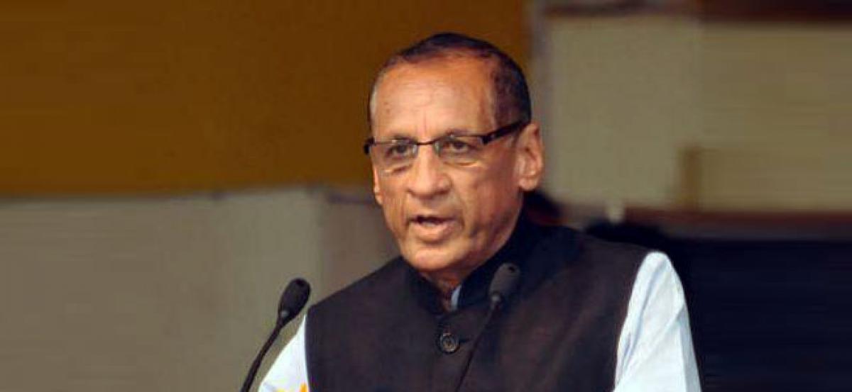 Governor leaves for New Delhi