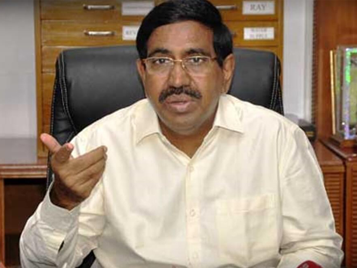 AP not getting tax share from Centre: Narayana